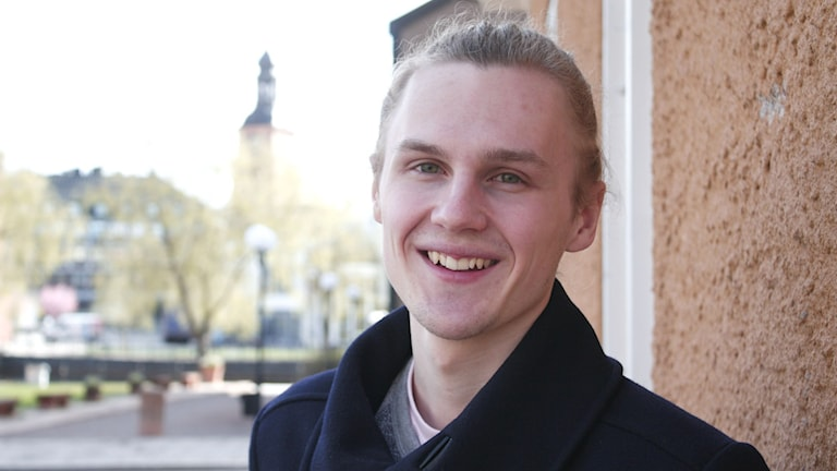 Martin Lindblom från Falun vill att unga ska förstå evolutionen på ett praktisk och roligt sätt.