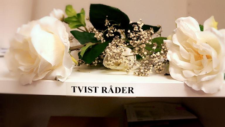 Begravningstvisterna har ökat i Dalarna de senaste fem åren. FOTO: Sofie Lind/Sveriges Radio.