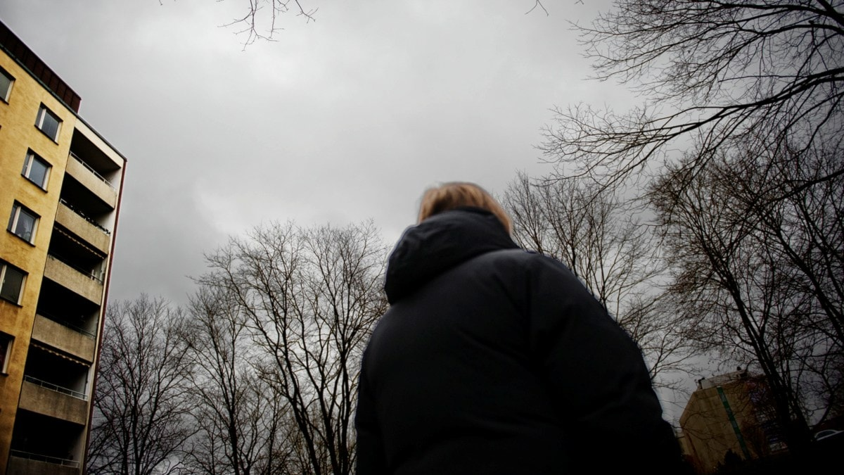 Anonym kvinna. Foto: Marc Femenia / TT