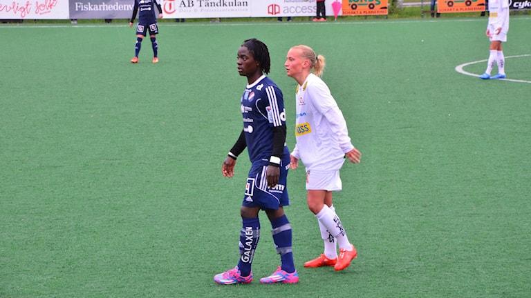 Tabita Chawinga, Kvarnsveden IK, fotboll