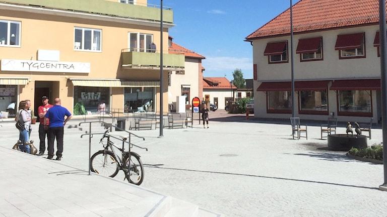 Z-torget i Leksand