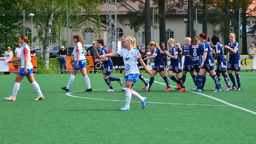 Kvarnsveden IK, fotboll