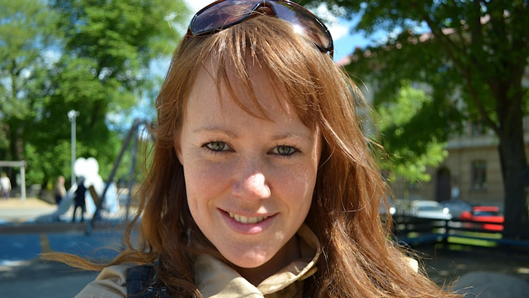 Emma Dalman. Foto: Privat.