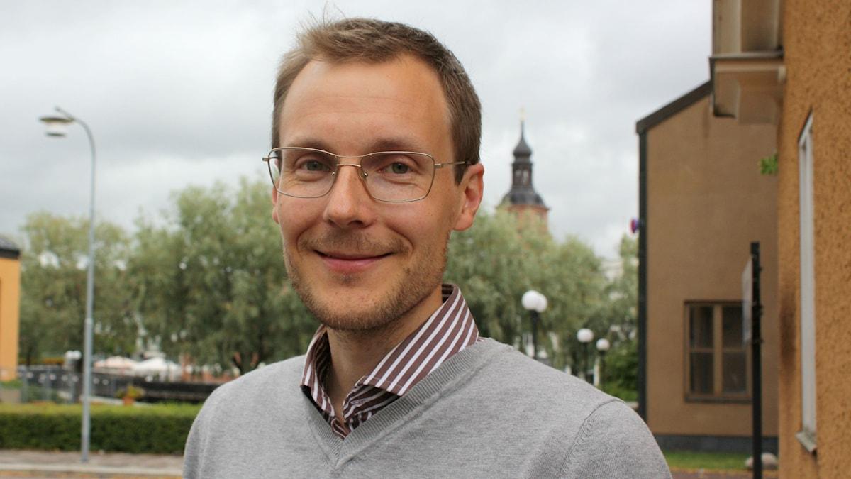 David Iggman. Foto: Elina Mattsson