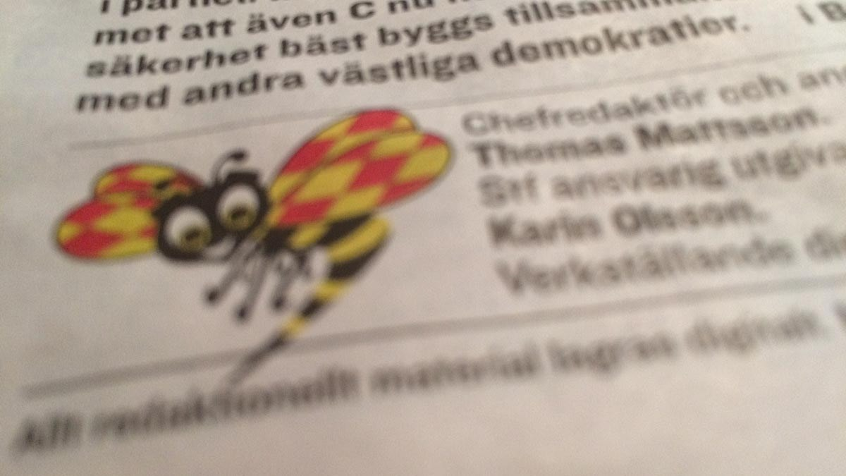 Tidningen Expressen