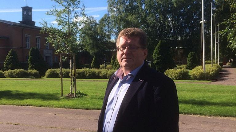 Jan Bohman (S), kommunstyrelsens ordförande i Borlänge