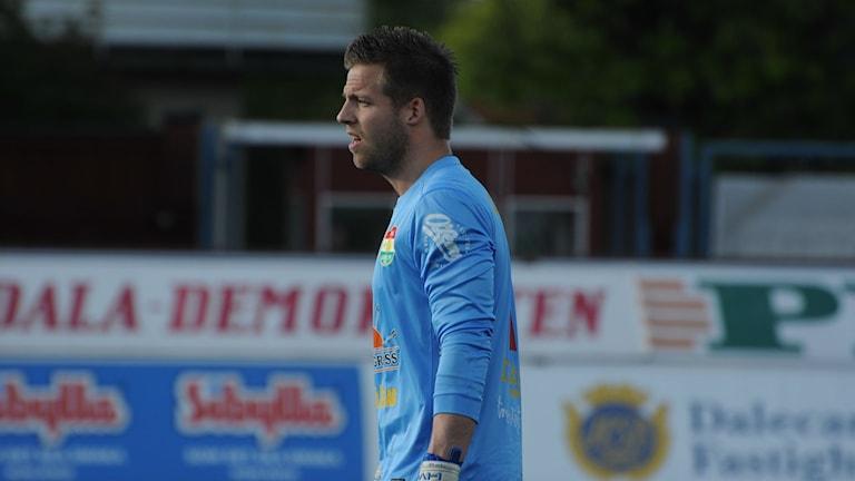 Frank Pettersson, Dalkurd, fotboll