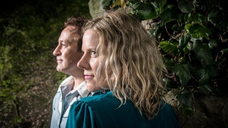John Mitchell och Sofie Jonsson. Foto: Archie MacFarlane.