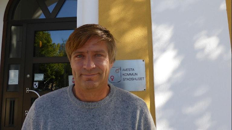 Lars Isacsson gillar medborgarförslag. Foto: Lotta Rydén