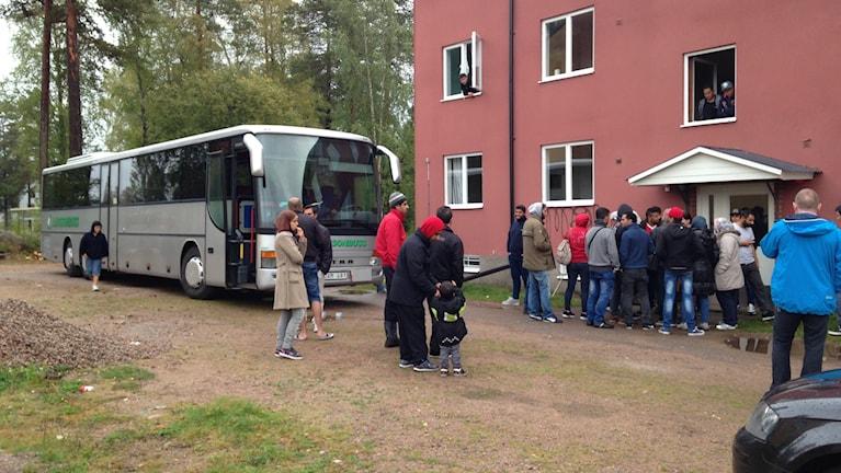Fredriksberg asylboende
