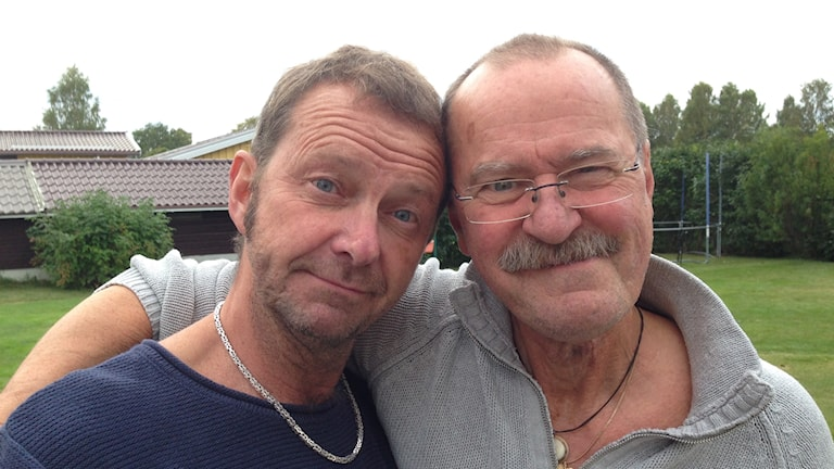 Bengan Jansson & Janne Krantz foto: Sveriges Radio