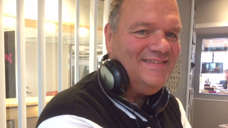 Stefan Bäckström, lagledare för Masarna