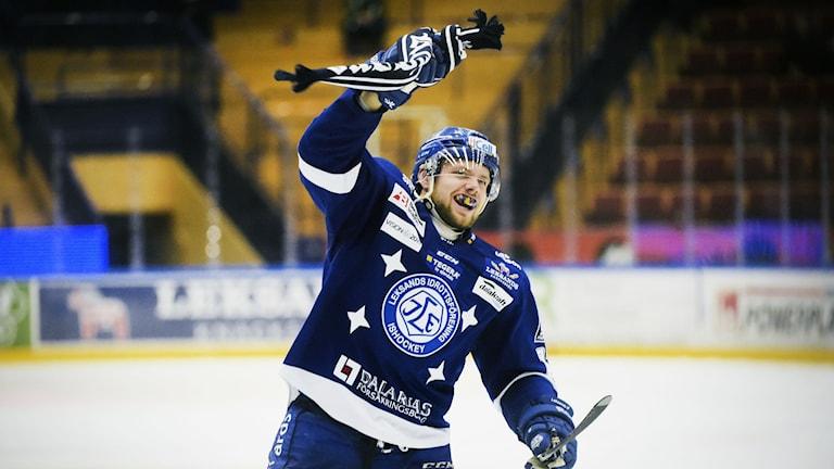 Viktor Mårtensson, Leksands IF
