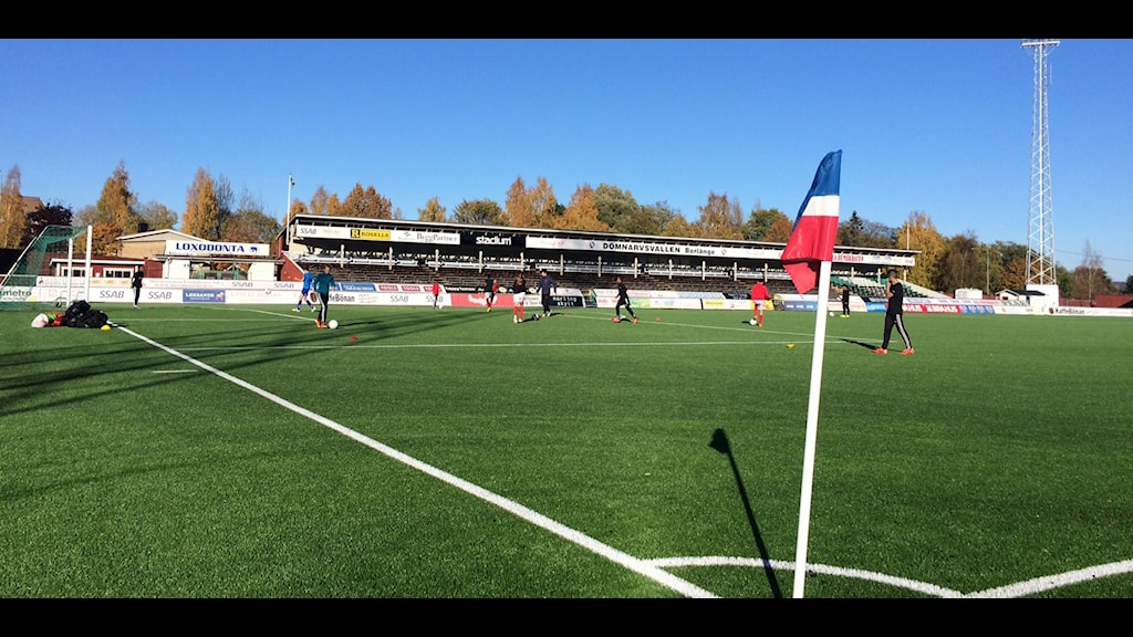 55 krav har Svesnka fotbollförbunder på Domnarvsvallen.