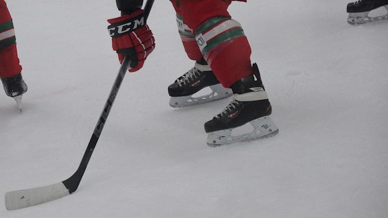 Mora IK (genrebild), ishockey