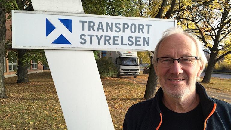 Lars Englund Transportstyrelsens chefsläkare