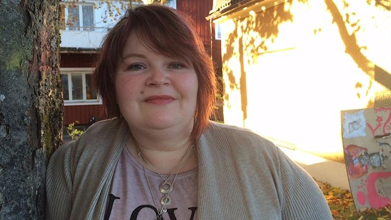 Cecilia Bergfeldt från Ett Falun för alla,