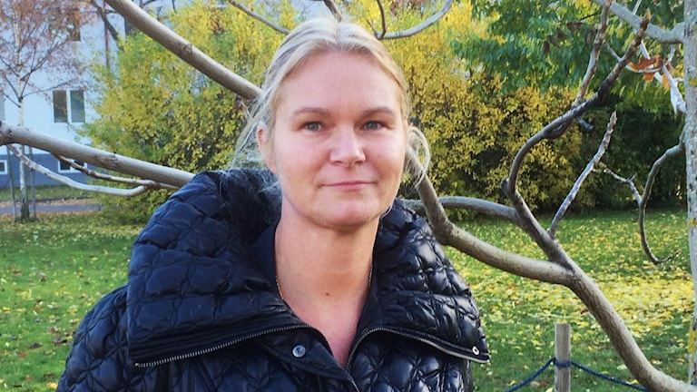 Eva Mandelqvist, ordförande i Dala Biogas AB.
