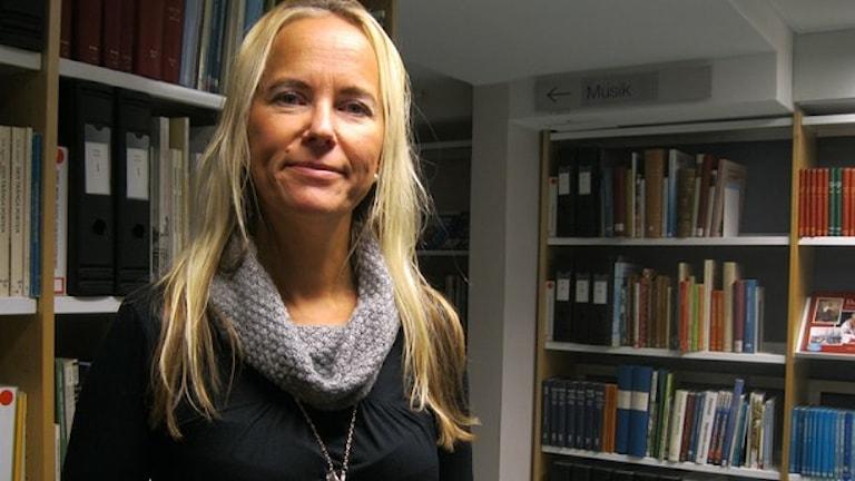 Åsa Hedlöf foto:Sveriges Radio