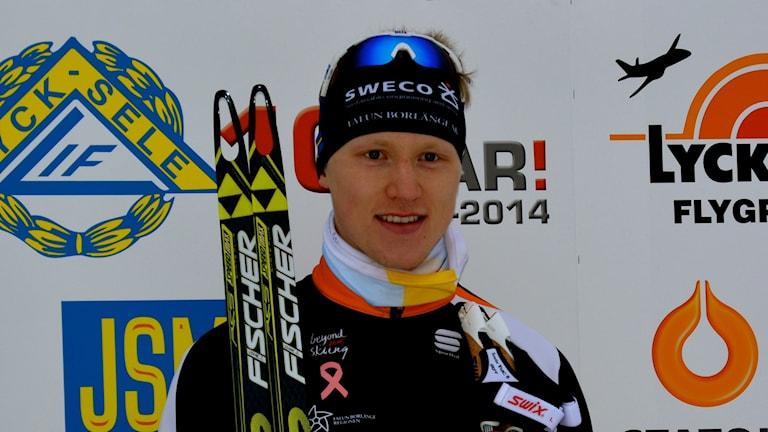 FalunBorlänges Oskar Svensson, längdskidor