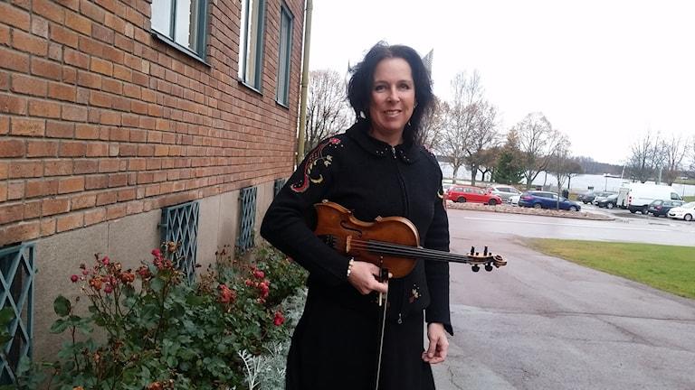 Johanna Tysk foto: Sveriges Radio