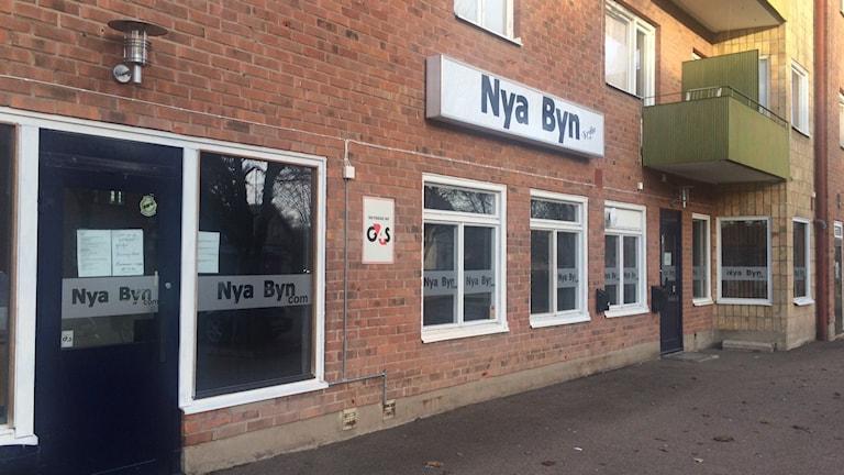 Bostadsbolaget Nya Byn i Avesta.