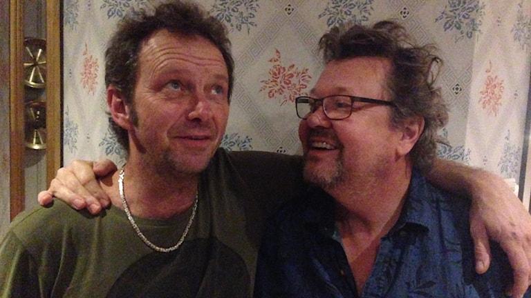 Bengan Jansson & Olle Nyberg foto: Sveriges Radio