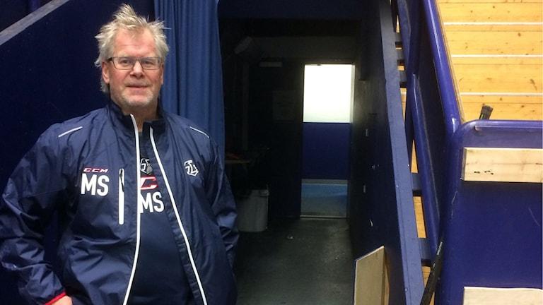 """Magnus """"Sigge"""" Svensson. Ny assisterande tränare för Leksands IF."""