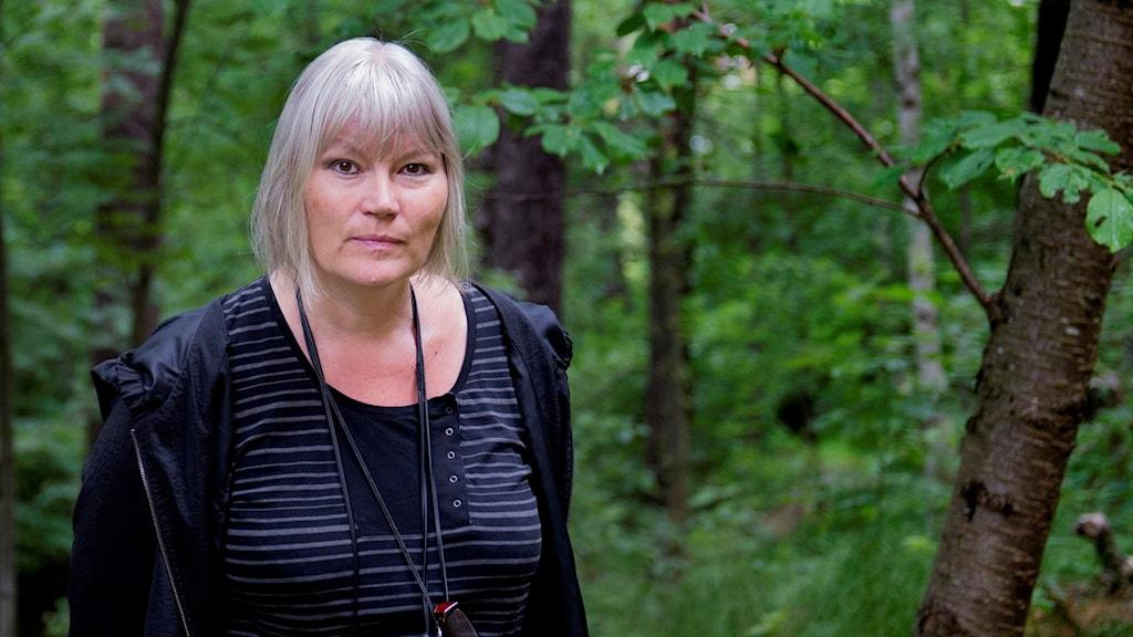 Anna-Lena Lodenius är journalist, författare och expert på högerextrema rörelser.