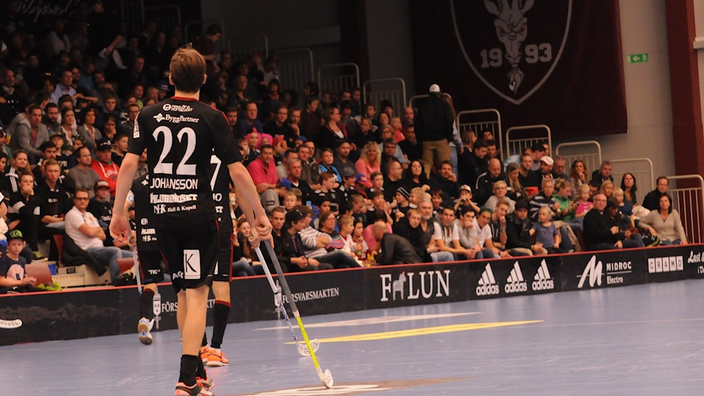 IBF Faluns Emil Johansson