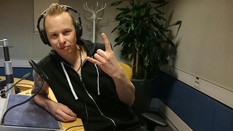 Erik Mårtensson i gruppen Eclipse