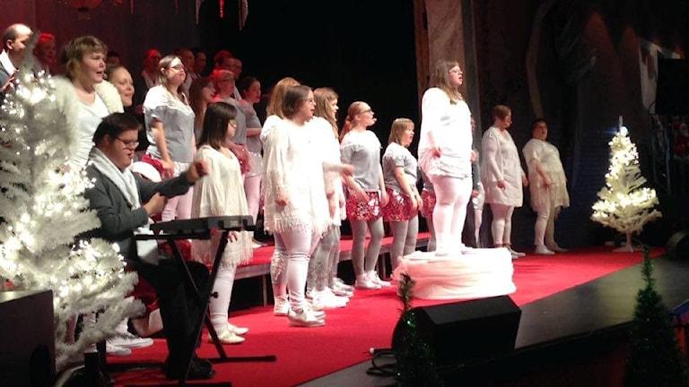 Revyresan. Foto: Emma Hulander/ Sveriges Radio