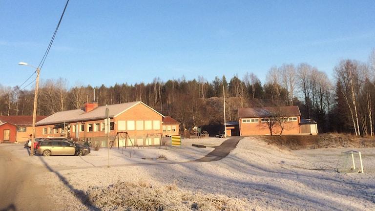 Håksbergs skola.