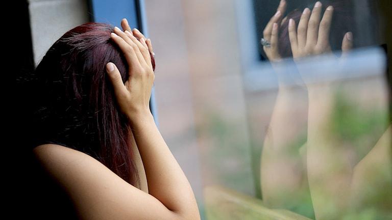 بالمئة ممن الفتيات اللواتي يبلغن سن ال 11 عاما يظهر عليهن أعراض الإضطراب النفسي