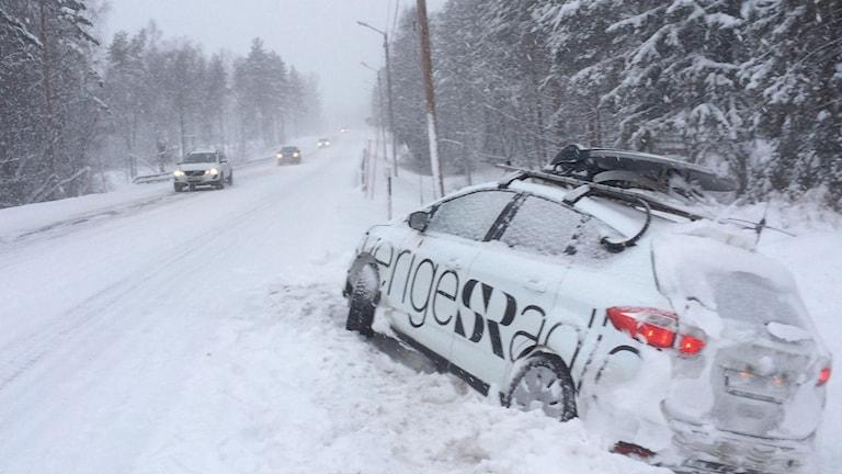 Foto: Stefan Ubbessen/Sveriges Radio.