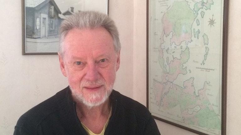 Författaren Björn Ericson Torsång