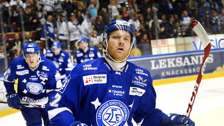 Jens Bergenström, Leksands IF