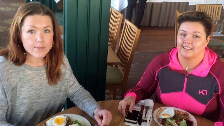 Emelie Kristiansson, Jenny Eriksson från Storuman