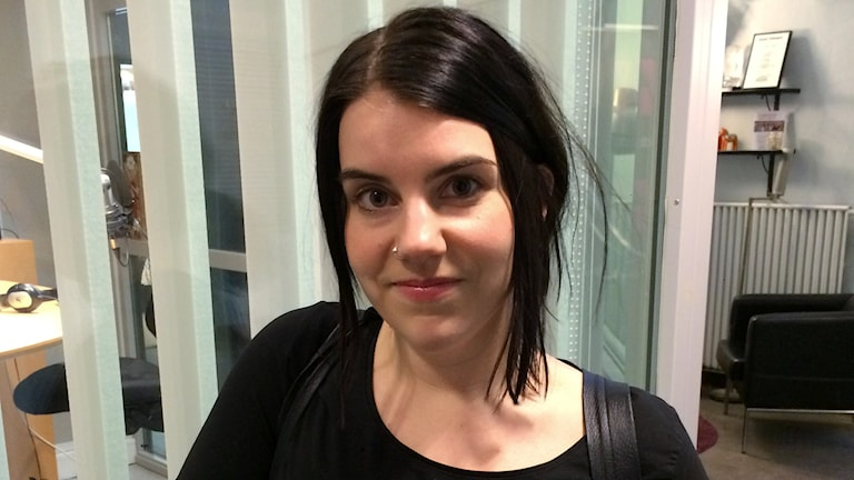 Gabriella Åström. Foto: Tobias Gruhs