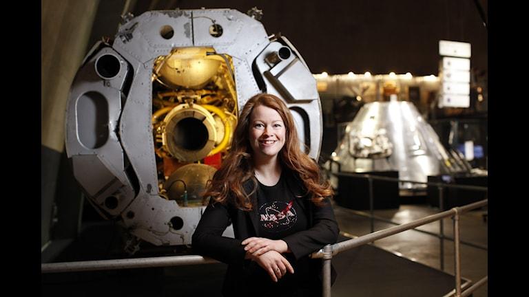 Cecilia Hertz, rymddesigner