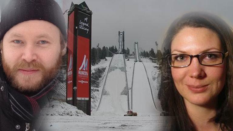 Matilda Eriksson Rehnberg, skid-VM och Erik Jerdén