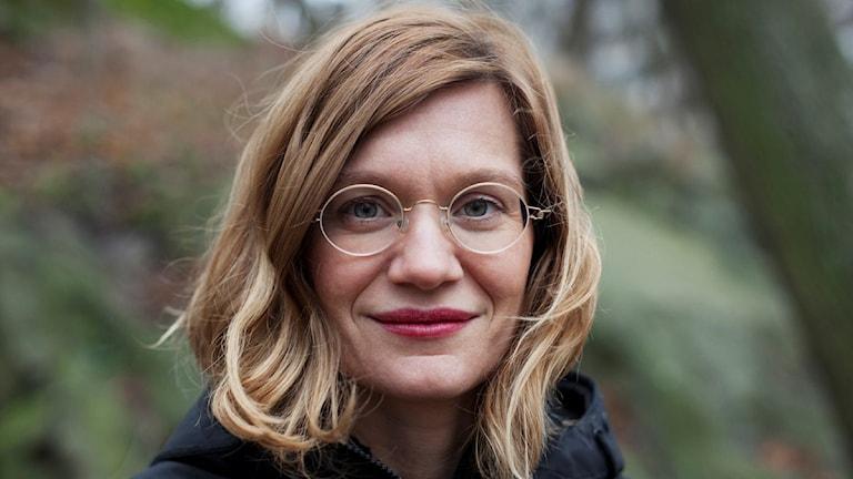 Josefin Olevik, aktuell med ny bok. Foto: Sofia Runarsdotter.