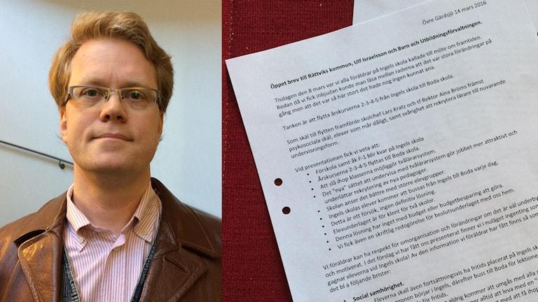 David Lundblad och brevet till Rättviks kommun