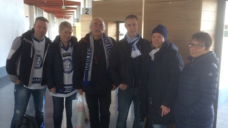 Leksands IF-supportrar