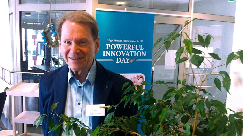 Gunnar Asplund, innovatör.