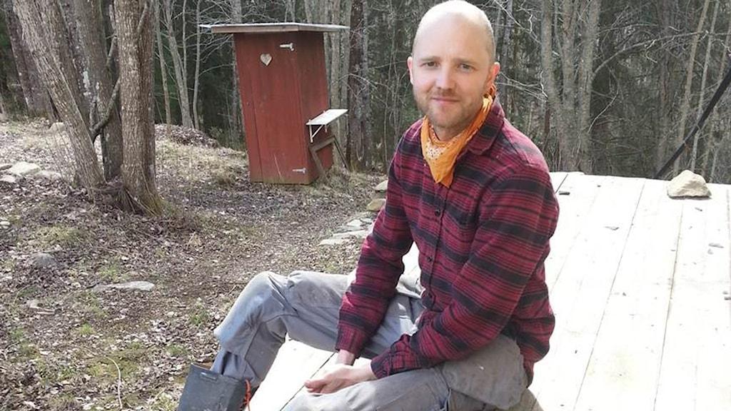 David Jonstad från Stora Skedvi