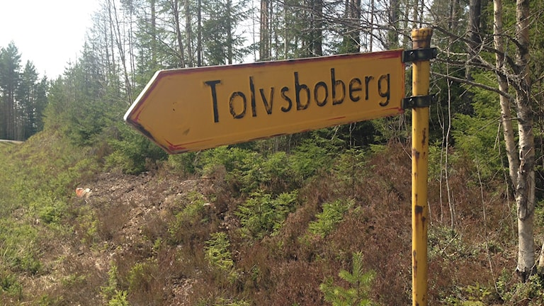 Tolvsboberg i Smedjebacken