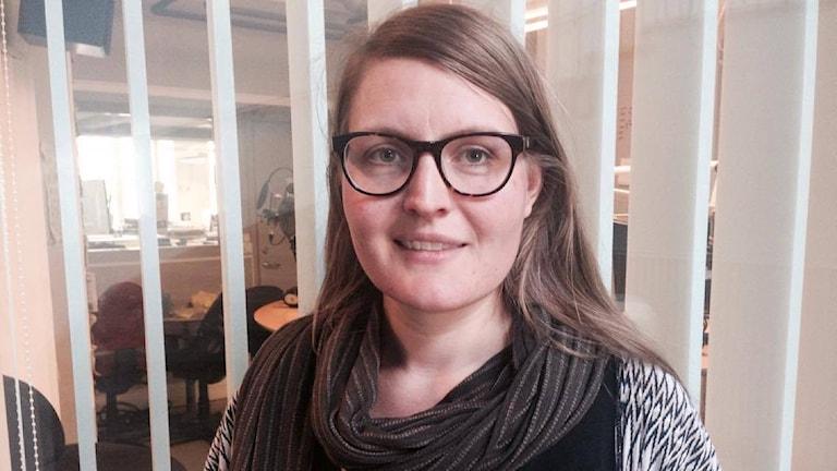 Lina Sofia Lundin från Konst i Dalarna