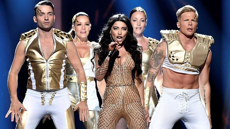 Azerbajdzjan bidrag i Eurovision