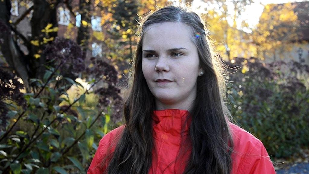 Porträttbild av Paulina Johansson.
